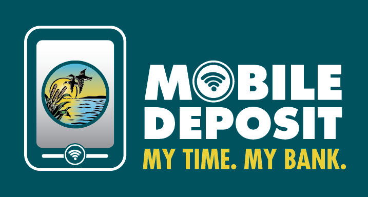 Click Here to be directed to County Bank Mobile Deposit webpage